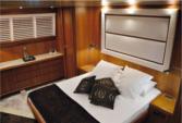 82 ft. Canados  25 Motor Yacht Boat Rental Viareggio Image 3