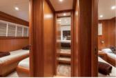 82 ft. Canados  25 Motor Yacht Boat Rental Viareggio Image 4