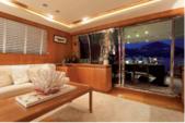 82 ft. Canados  25 Motor Yacht Boat Rental Viareggio Image 6