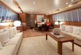 82 ft. Canados  25 Motor Yacht Boat Rental Viareggio Image 7