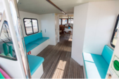53 ft. Cantieri Navali Foschi 50 Motor Yacht Boat Rental Positano Image 2