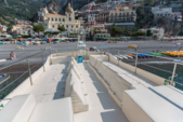 53 ft. Cantieri Navali Foschi 50 Motor Yacht Boat Rental Positano Image 3