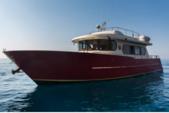 53 ft. Cantieri Navali Foschi 50 Motor Yacht Boat Rental Positano Image 4