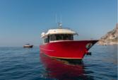 53 ft. Cantieri Navali Foschi 50 Motor Yacht Boat Rental Positano Image 5