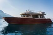 53 ft. Cantieri Navali Foschi 50 Motor Yacht Boat Rental Positano Image 6