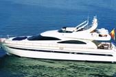 72 ft. Astondoa 72 GLX Motor Yacht Boat Rental Estepona Image 1