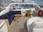 72 ft. Astondoa 72 GLX Motor Yacht Boat Rental Estepona Image 2
