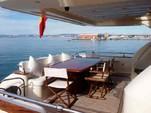 72 ft. Astondoa 72 GLX Motor Yacht Boat Rental Estepona Image 3