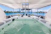 110 ft. Horizon Yacht Motoryacht Motor Yacht Boat Rental Miami Image 13