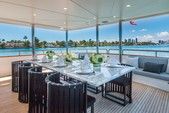 110 ft. Horizon Yacht Motoryacht Motor Yacht Boat Rental Miami Image 15