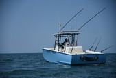 34 ft. Custom Center Console Center Console Boat Rental Tamarindo Image 9