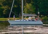 42 ft. Catalina 42 Fin Keel Sloop Boat Rental Seattle-Puget Sound Image 15