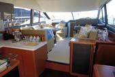 50 ft. Prestige Ballistic 550 Motor Yacht Boat Rental Image 2