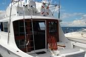 41 ft. Hatteras 41 Convertible Motor Yacht Boat Rental Cancún Image 3