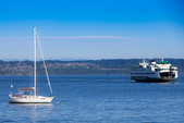 42 ft. Catalina 42 Fin Keel Sloop Boat Rental Seattle-Puget Sound Image 46