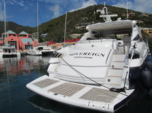 71 ft. Sunseeker Predator Motor Yacht Boat Rental Road Town Image 2