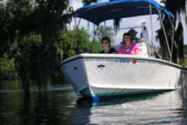 20 ft. Albury 20 Center Console Boat Rental West Palm Beach  Image 1