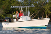 20 ft. Albury 20 Center Console Boat Rental West Palm Beach  Image 4