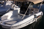 17 ft. Beneteau Flyer 5.5 Spacedeck Deck Boat Boat Rental Cambrils Image 3