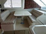 55 ft. Sea Ray Sedan Bridge Boat Rental Cancun Image 3