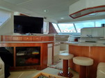 55 ft. Sea Ray Sedan Bridge Boat Rental Cancun Image 5