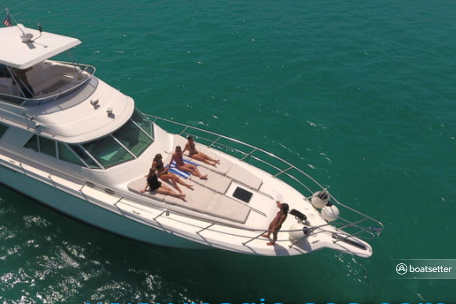 Rent a Sea Ray  in Cancún, Q.R. near me