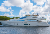 105 ft. Azimut 105 Motor Yacht Boat Rental Miami Image 1