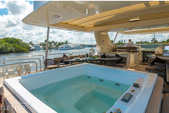 105 ft. Azimut 105 Motor Yacht Boat Rental Miami Image 3