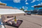 105 ft. Azimut 105 Motor Yacht Boat Rental Miami Image 8