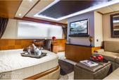 105 ft. Azimut 105 Motor Yacht Boat Rental Miami Image 11