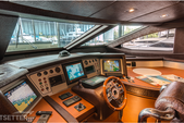 105 ft. Azimut 105 Motor Yacht Boat Rental Miami Image 13
