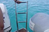 33 ft. Sacs S-33 X-File Boat Rental Eivissa Image 2