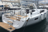 39 ft. Beneteau Oceanis 41.1 Sloop Boat Rental Barcelona Image 2
