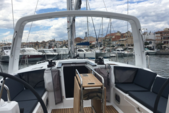 39 ft. Beneteau Oceanis 41.1 Sloop Boat Rental Barcelona Image 4