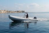 28 ft. Bat Rib Bat Boat Rental Trapani Image 1