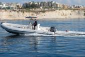 28 ft. Bat Rib Bat Boat Rental Trapani Image 2