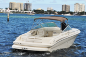 28 ft. Sea Ray Open Bow Bow Rider Boat Rental West Palm Beach  Image 1