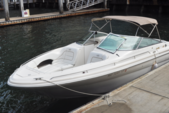 28 ft. Sea Ray Open Bow Bow Rider Boat Rental West Palm Beach  Image 3