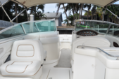 28 ft. Sea Ray Open Bow Bow Rider Boat Rental West Palm Beach  Image 9