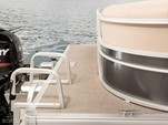 21 ft. Sun Tracker 21 Party Barge Pontoon Boat Rental Miami Image 6