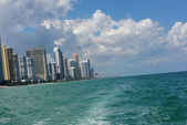 21 ft. Sun Tracker 21 Party Barge Pontoon Boat Rental Miami Image 5