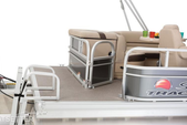 21 ft. Sun Tracker 21 Party Barge Pontoon Boat Rental Miami Image 10