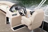 21 ft. Sun Tracker 21 Party Barge Pontoon Boat Rental Miami Image 12