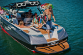 25 ft. Nautique g25 Performance Boat Rental Miami Image 1