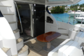 30 ft. Azimut 46 Motor Yacht Boat Rental Cancun Image 6