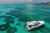 30 ft. Azimut 46 Motor Yacht Boat Rental Cancun Image 8