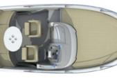17 ft. Beneteau Flyer 550 Deck Boat Boat Rental Cambrils Image 4