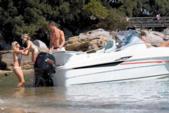 17 ft. Beneteau Flyer 550 Deck Boat Boat Rental Cambrils Image 5