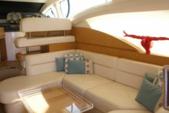 48 ft. Azimut Flybridge Motor Yacht Boat Rental Miami Image 2