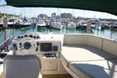 48 ft. Azimut Flybridge Motor Yacht Boat Rental Miami Image 3